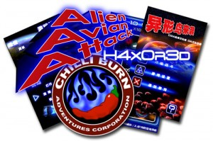 Alien Avian Attack The Chinese Hack